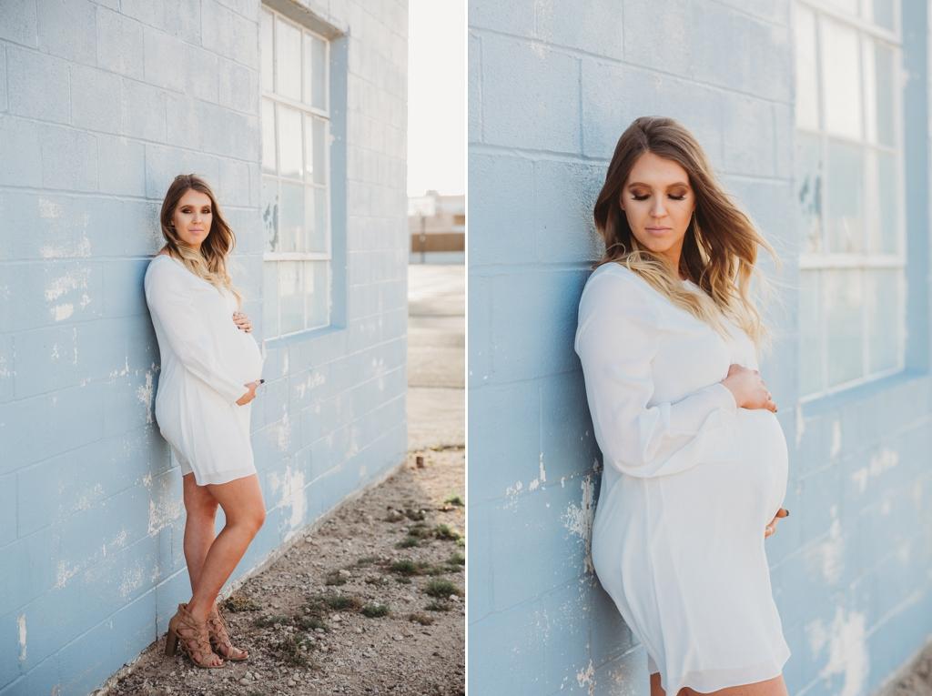 Midland Texas Maternity Photographer