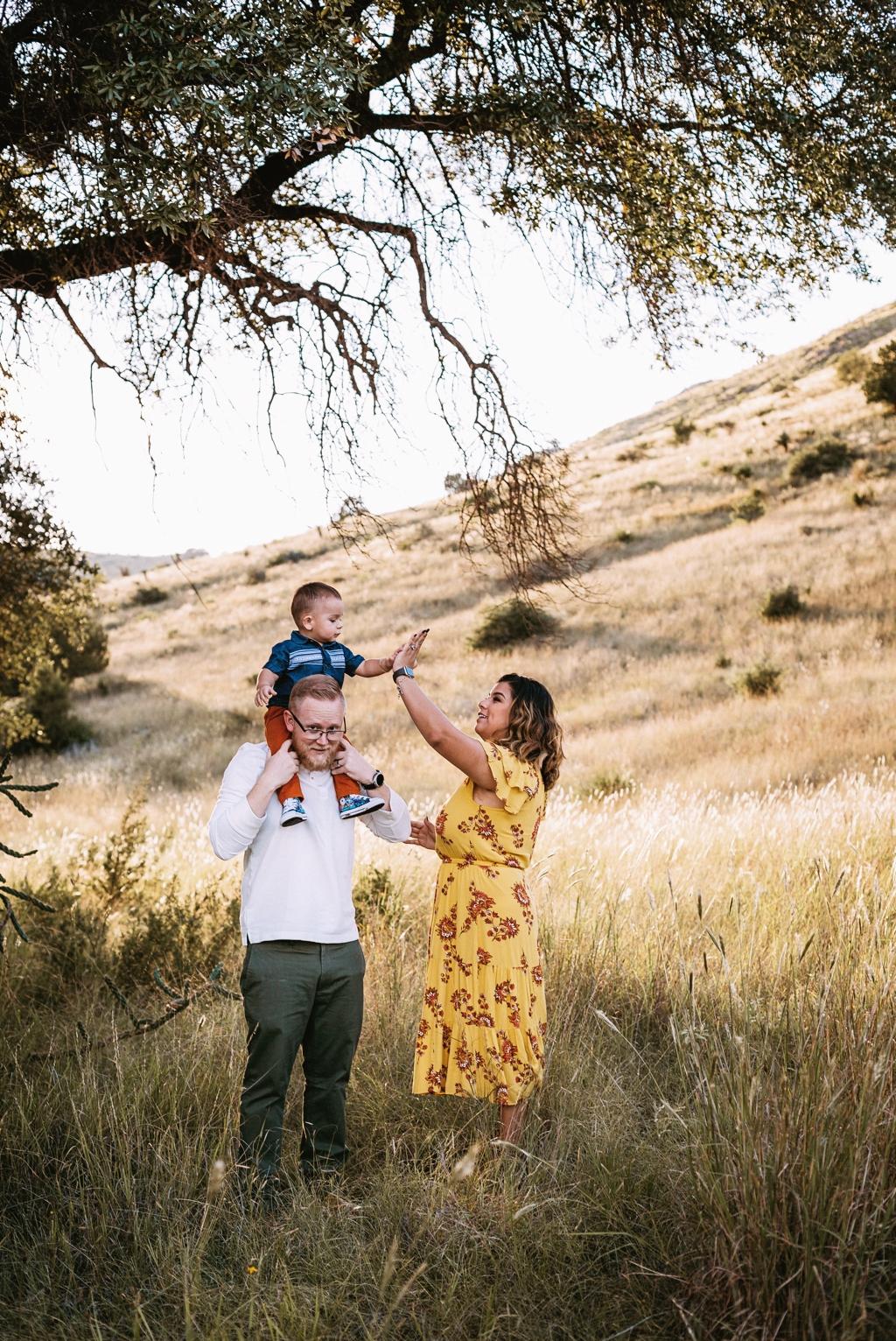 outdoor family photographer odessa texas