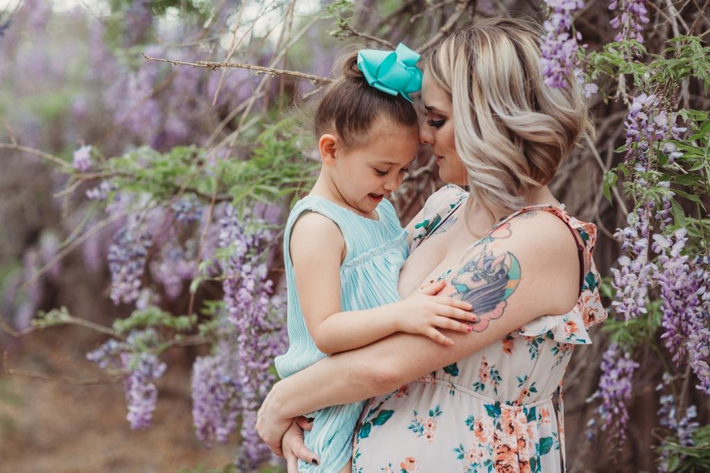 Midland Texas Mommy and Me photographer