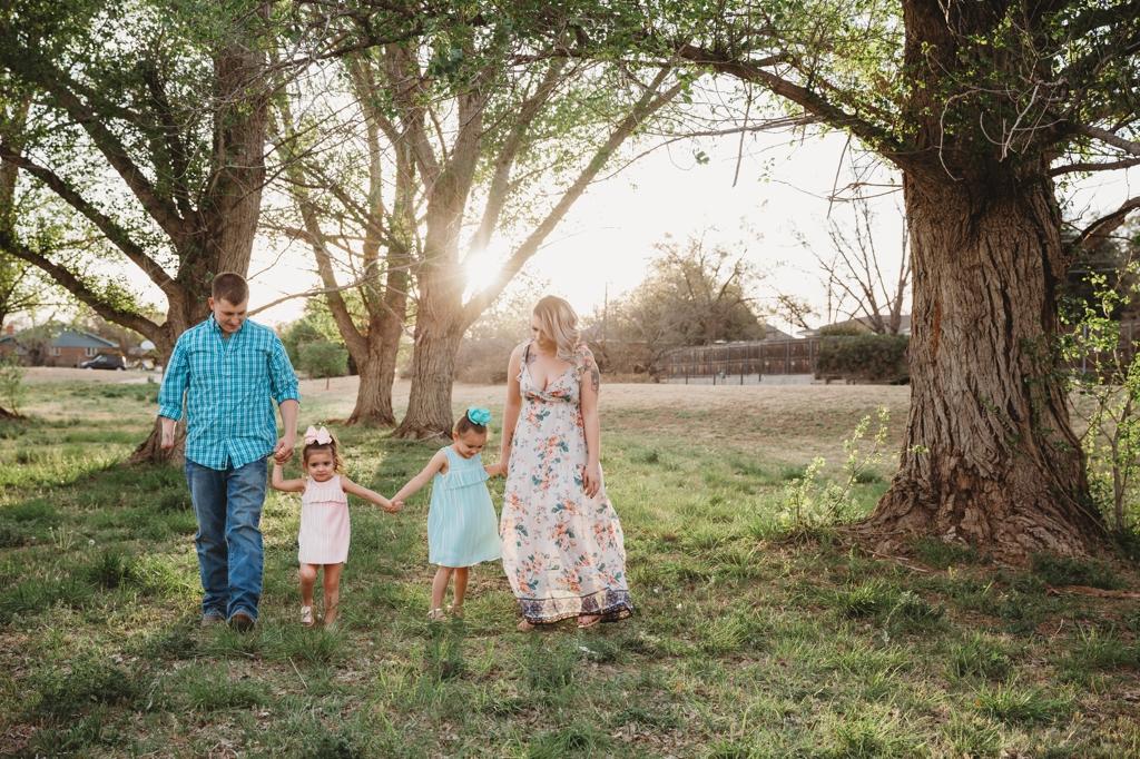 Family photographer odessa texas