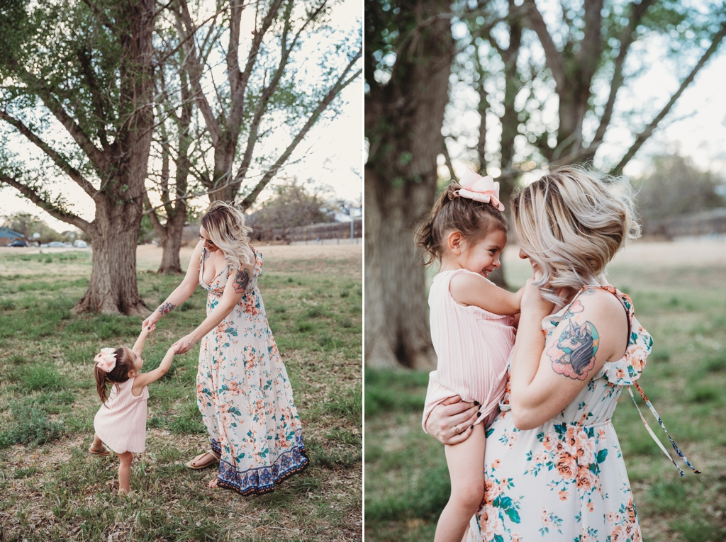 midland texas lifestyle family photographer