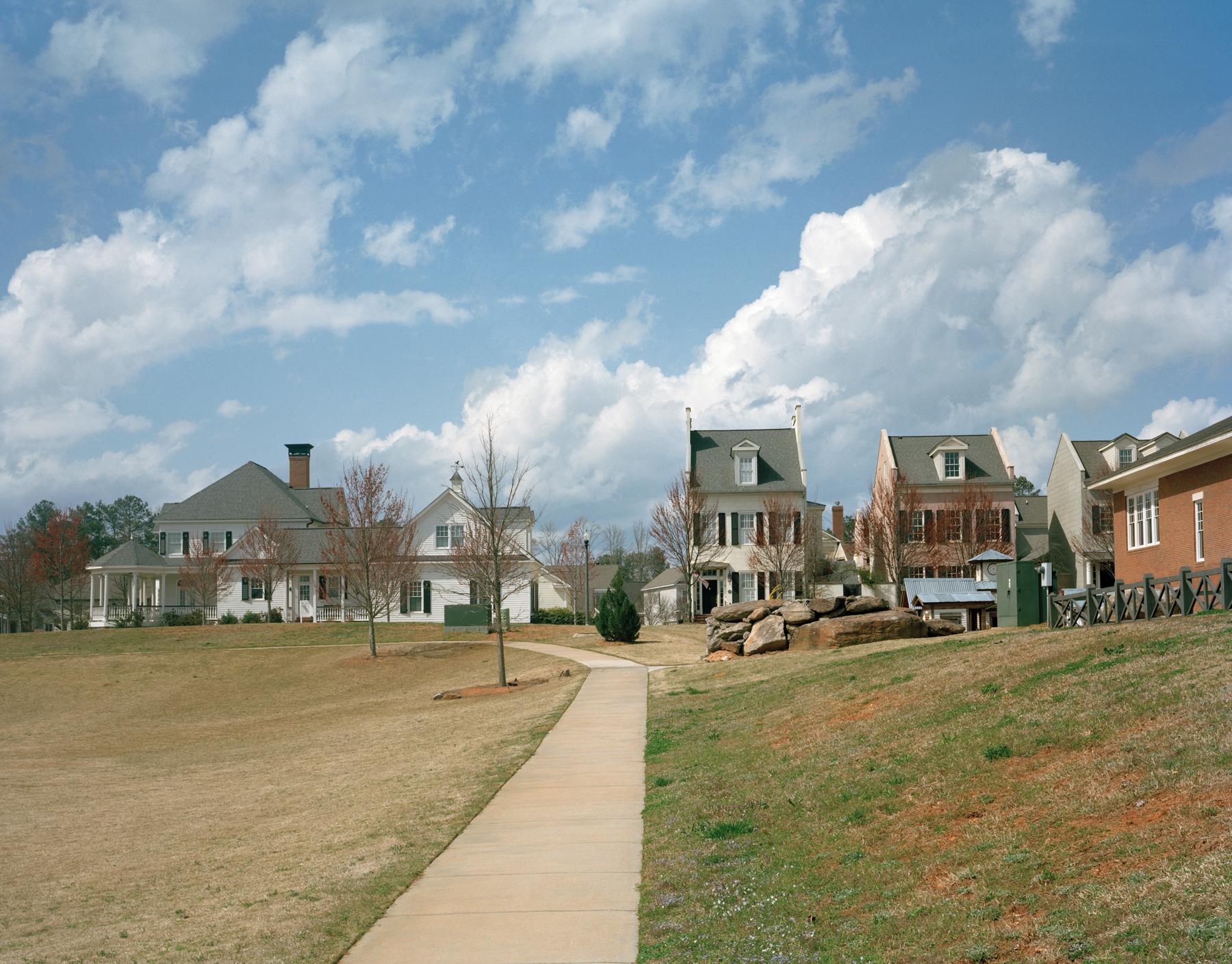 Clark's Grove Path, Covington, GA. 2010