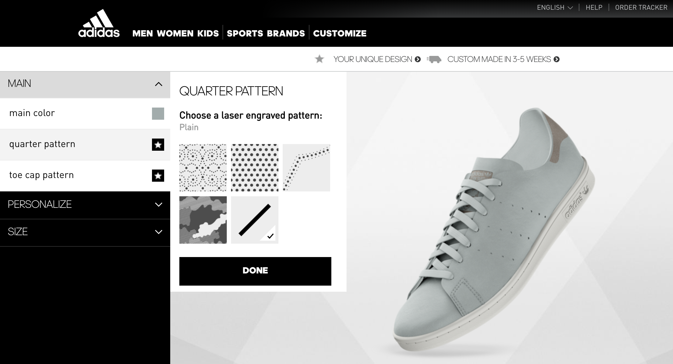 cf75e787a adidas stan smith deconstructed.png. Want to customize adidas shoes ...
