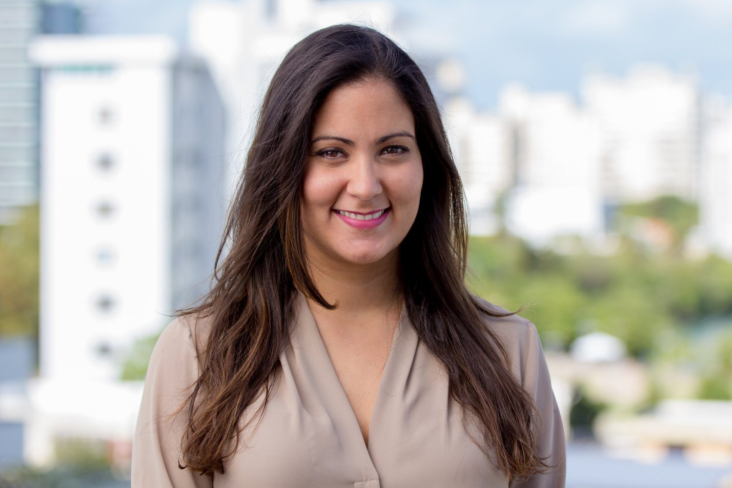 Wilitza Vázquez, Director of Business