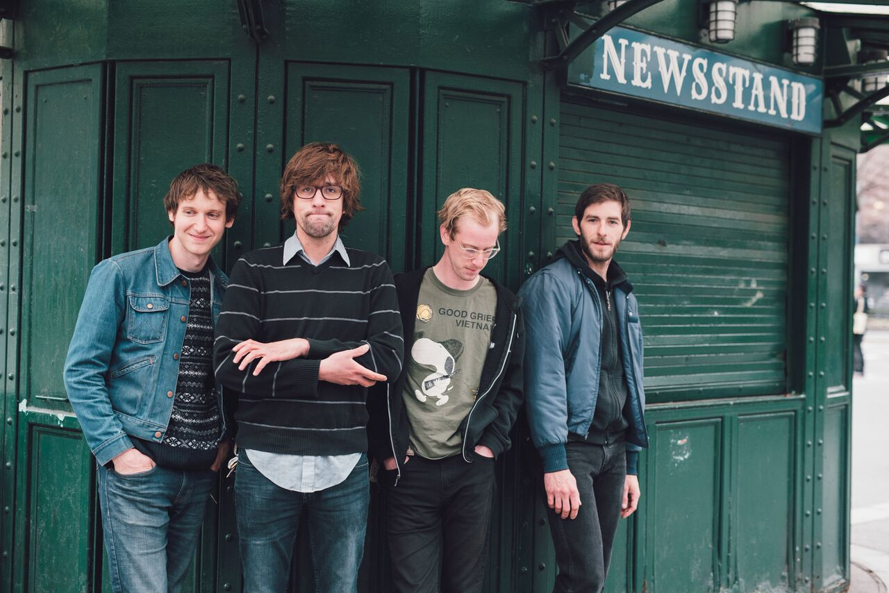 Rozwell Kid's name originates from Roswell incident.(Emily Dubin/ Side One Dummy)