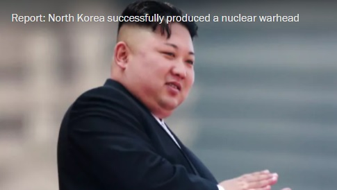 We need an alien intervention nowbefore Kim Jong Un and Donald Trump nuke us all to death. (Screen cap)