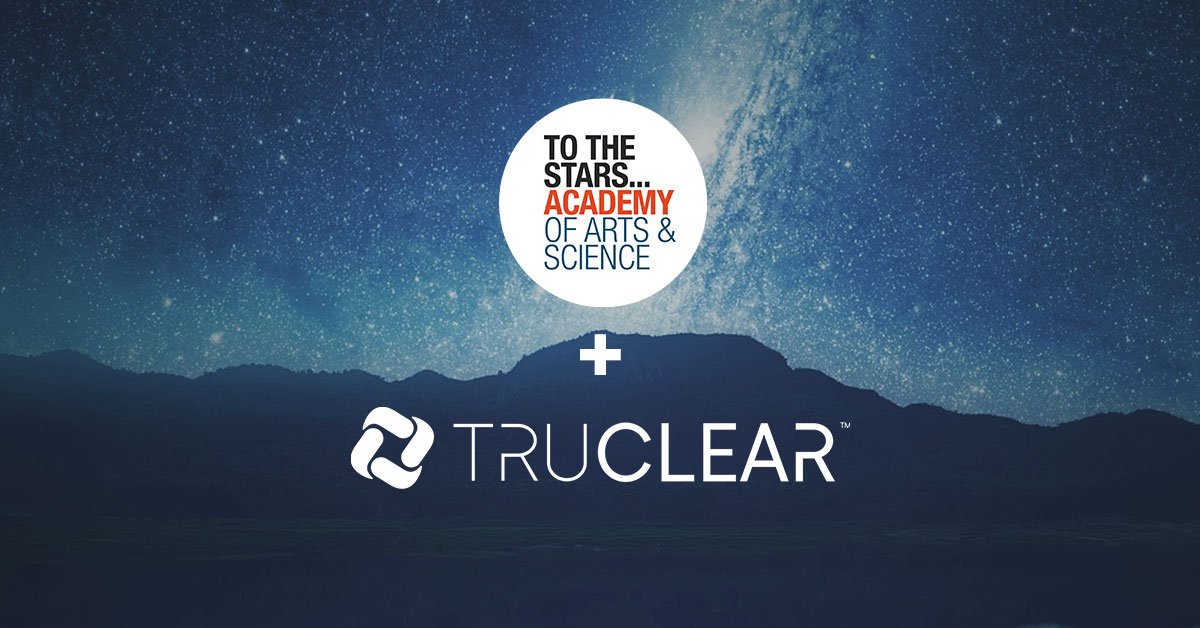 "To The Stars Academy of Arts and Science announces partnership with Truclear for ""development projects as well as to provide advanced technology solutions to United States Government clientele."" (Handout)"