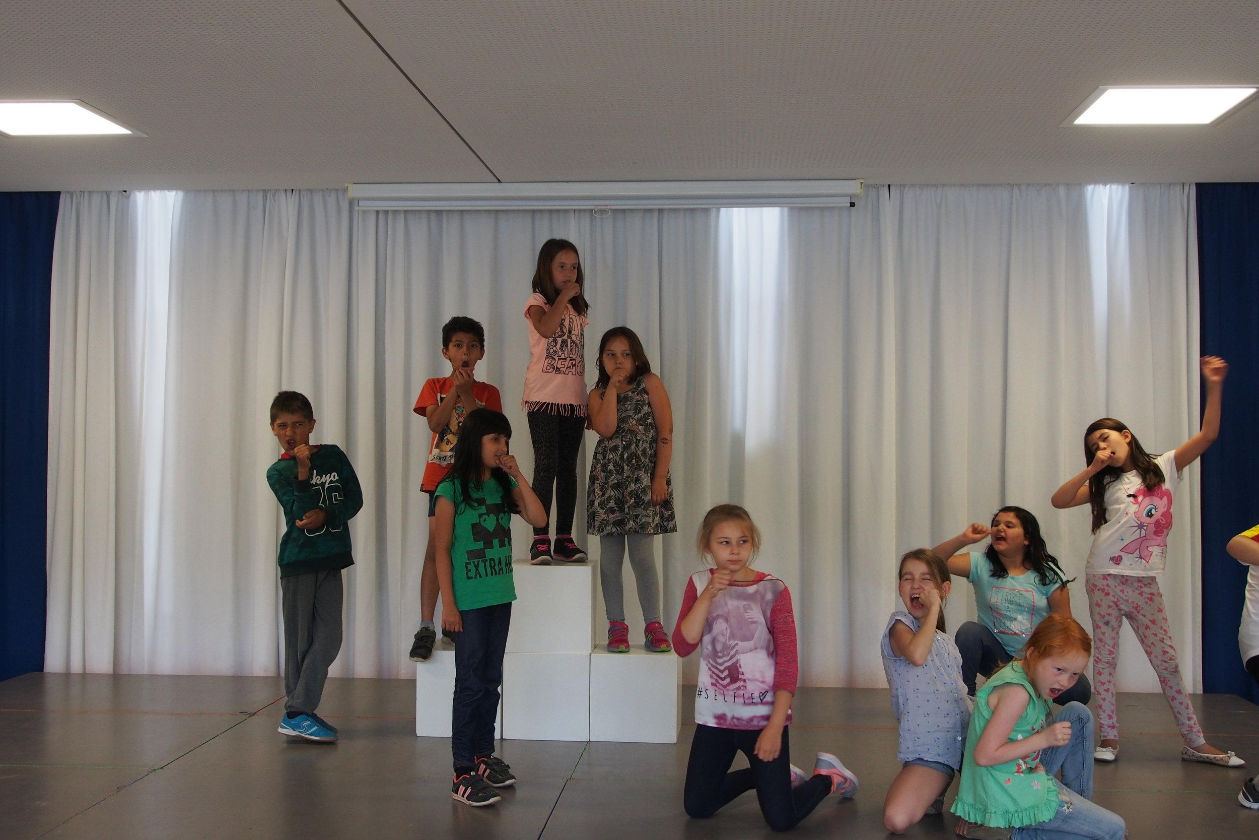 Werkstatt der Schmetterlinge - Carl Benz Schule Stuttgart - 2016