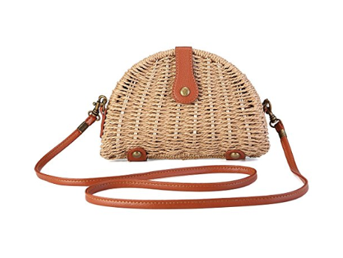 Joseko Straw Bag