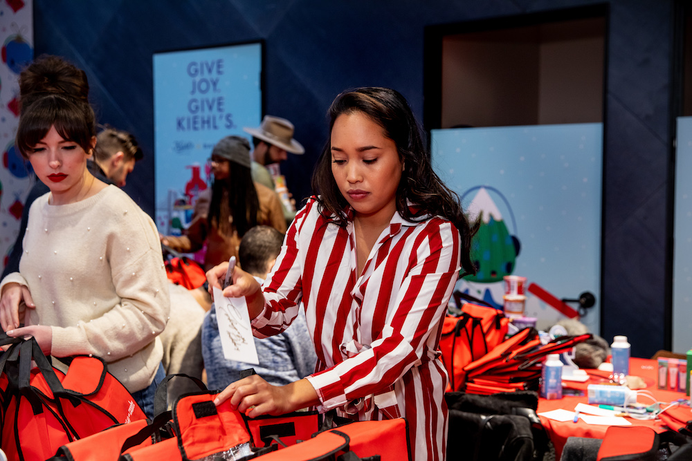 Melanie Sutrathada shares seven ways to give back this holiday season with the help of Kiehl's.jpg.jpg