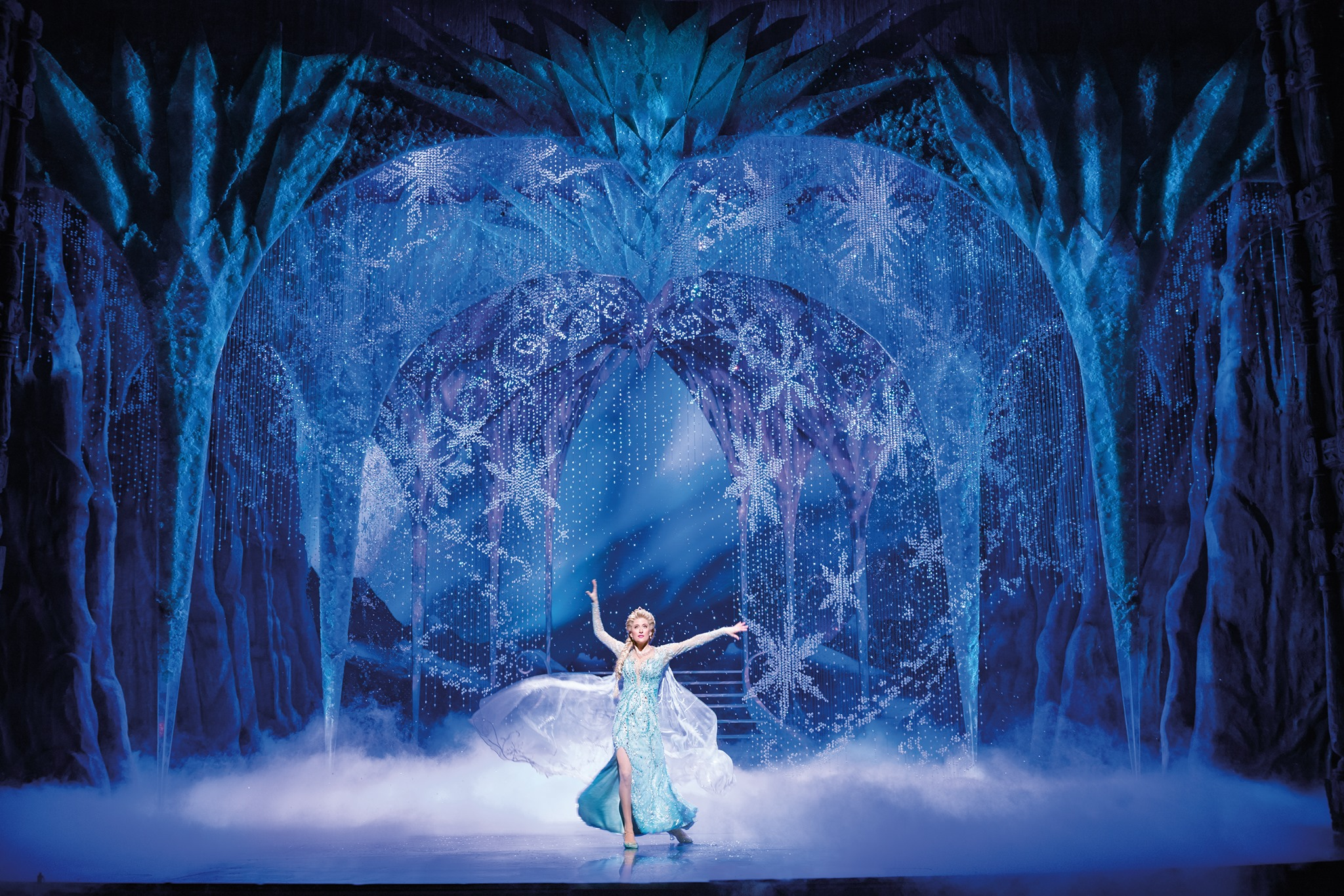 Melanie Sutrathada shares five lessons she learned from seeing Frozen on Broadway..jpg