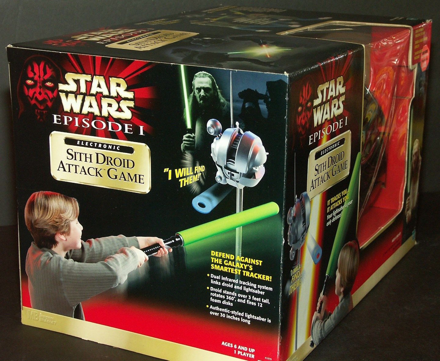 Star Wars SITH Droid Attack Game
