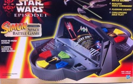 Star Wars Simon