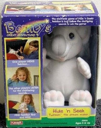 Barney's Great Adventure Hide 'N Seek
