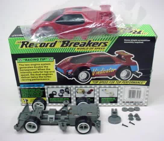 Record Breakers