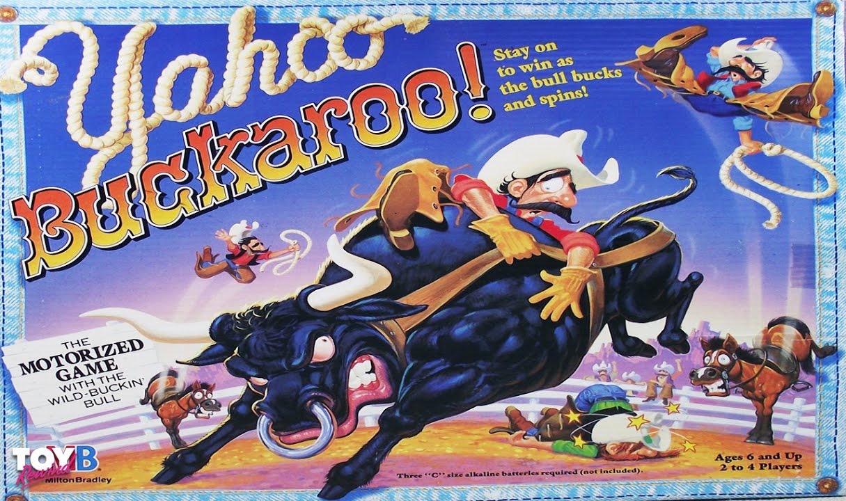 Yahoo Buckaroo