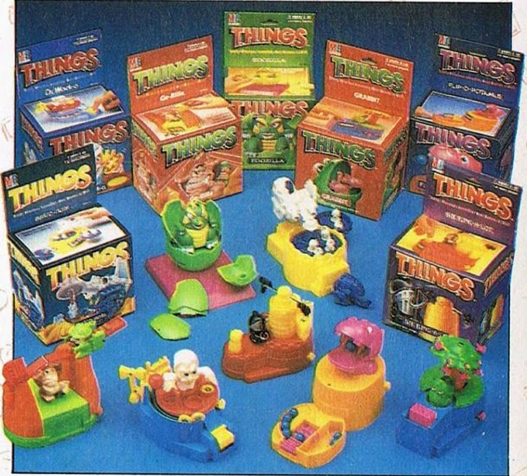 T.H.I.N.G.S. Totally Hilarious Incredibly Neat Games of Skill