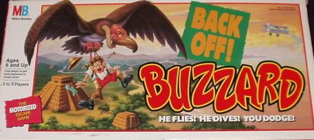 Back Off Buzzard