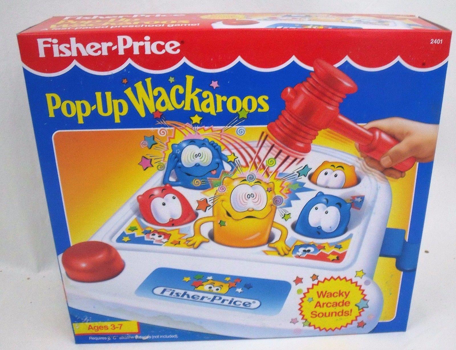 Pop-Up Wackaroos