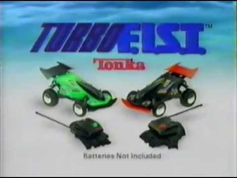 TONKA Turbo F.I.S.T.