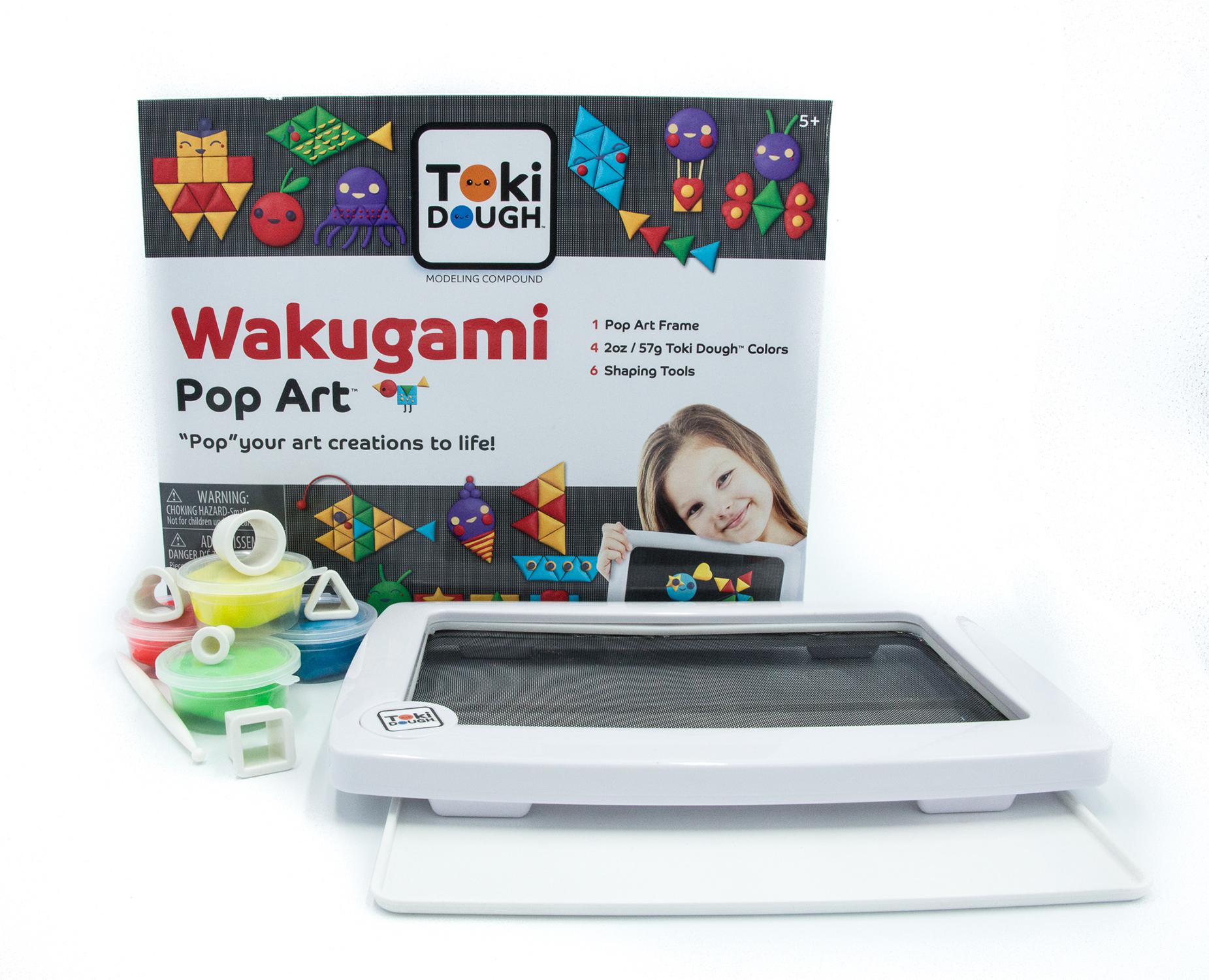 New! Wakugami Pop Art