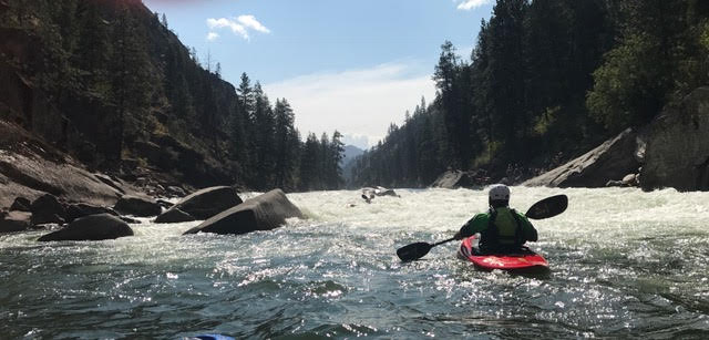 Black Creek rapid