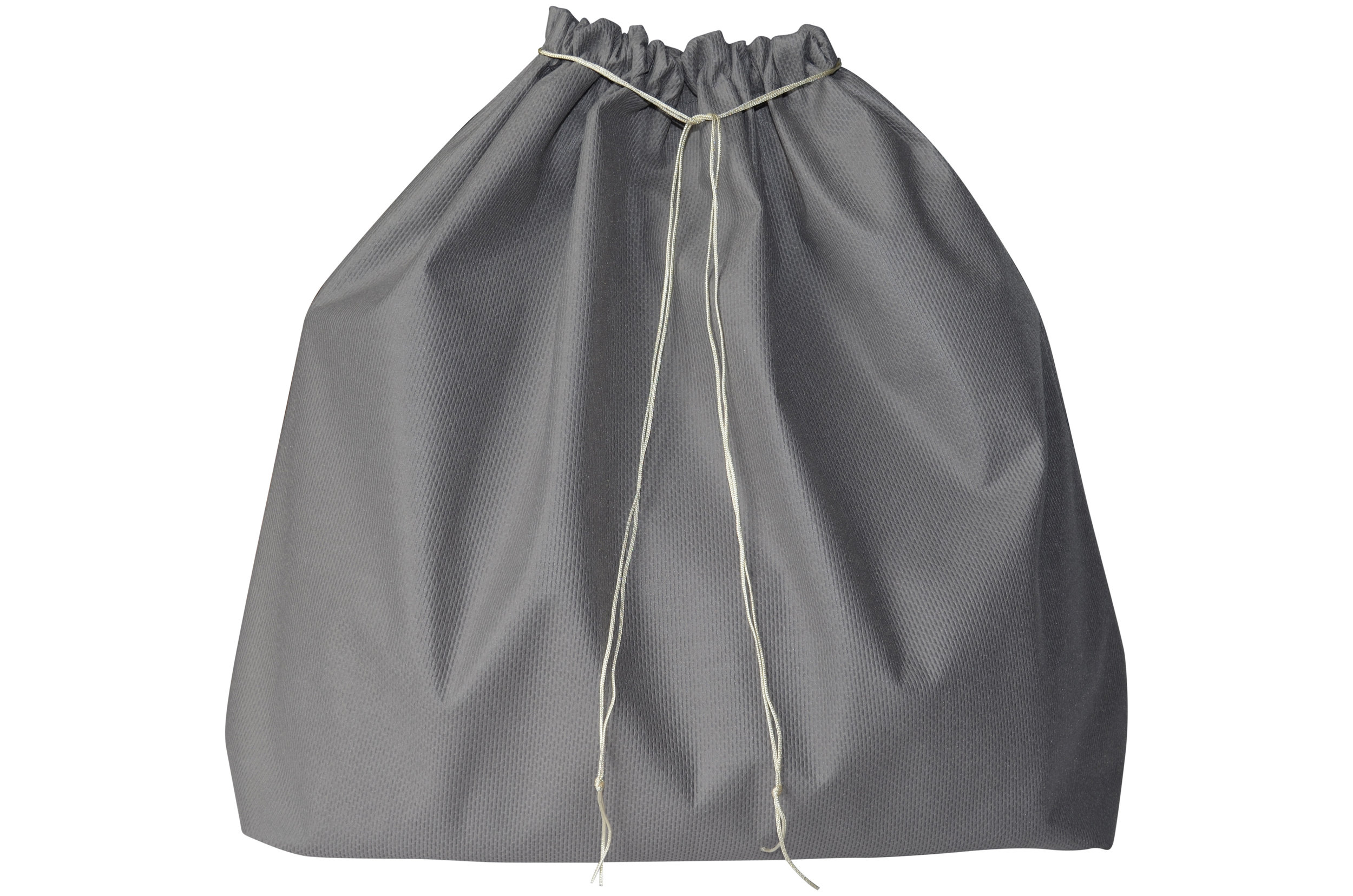 BADB-GY_1 - Dust Bag for leather Handbag, leather belts and leather shoes.JPG
