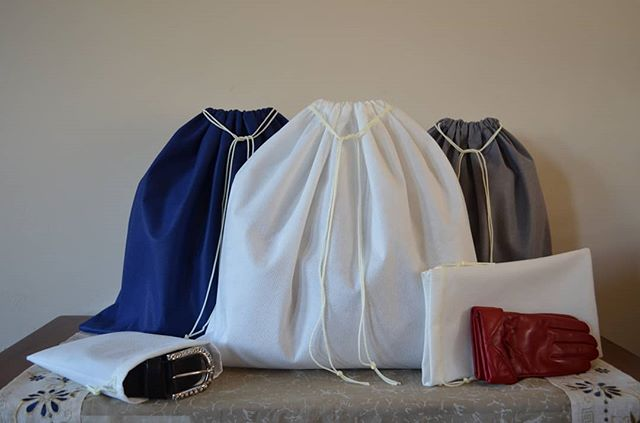 Long lasting Dust Bags for leather handbags, shoes, belts, gloves and accessories to protect and care from dust, scratches, mould, temperature changes, etc. Click link in bio to visit us.  #madeinbritain #madeinscottland #handmadeinbritain #handbag #travelbag #briefcase #rucksack #backpack #purse #luxurybag #shoes  #belts #gloves #fashionaccessories #jewellery #handmade #dustbag #dustbagcustom #gift #leatherhandbag #italianhandbags