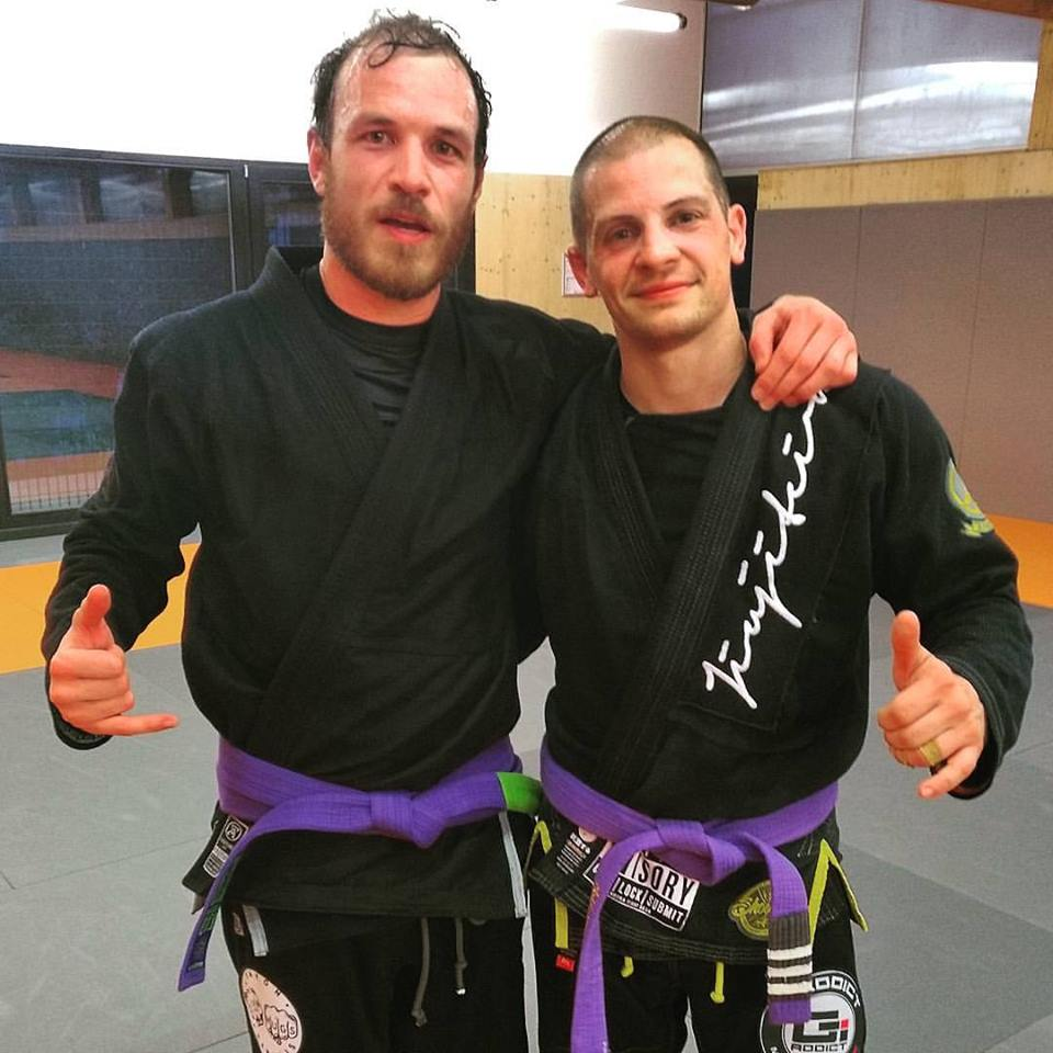 Jérémie Benoliel and Olivier Gerard