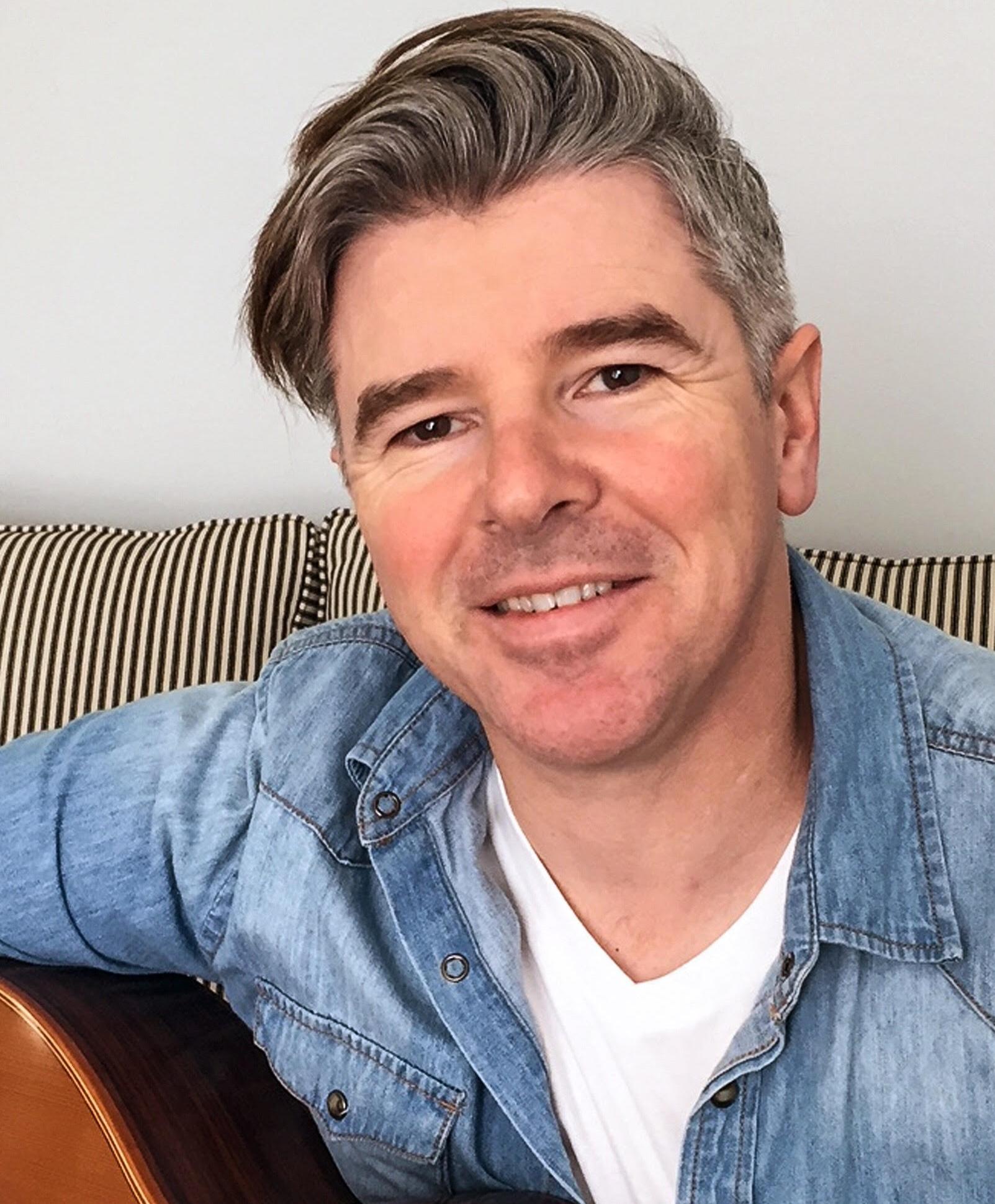 Martin Chalk, Worship Pastor