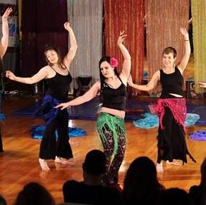 Choreography at Moody Street Circus