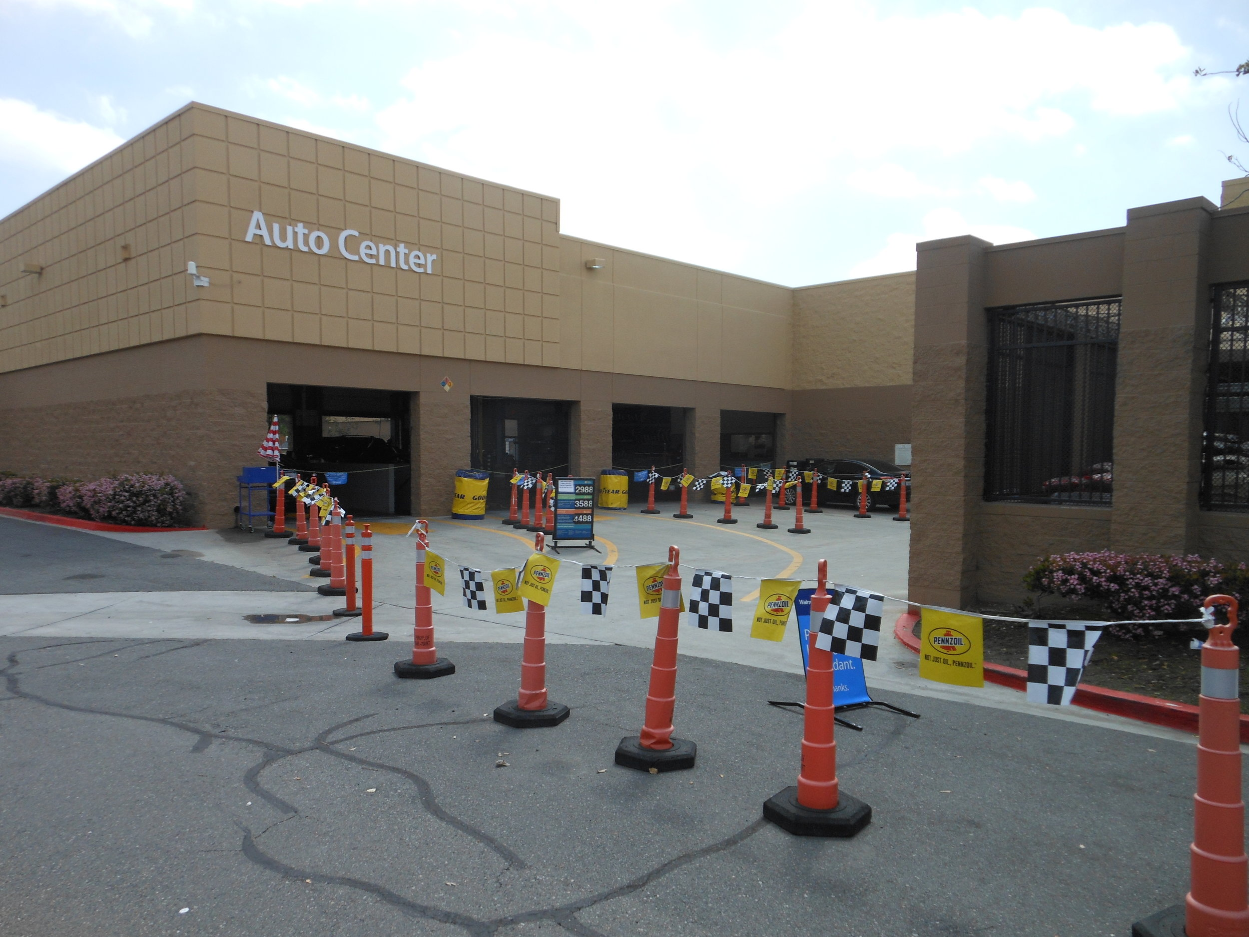 Store #1576 ACC Entrance