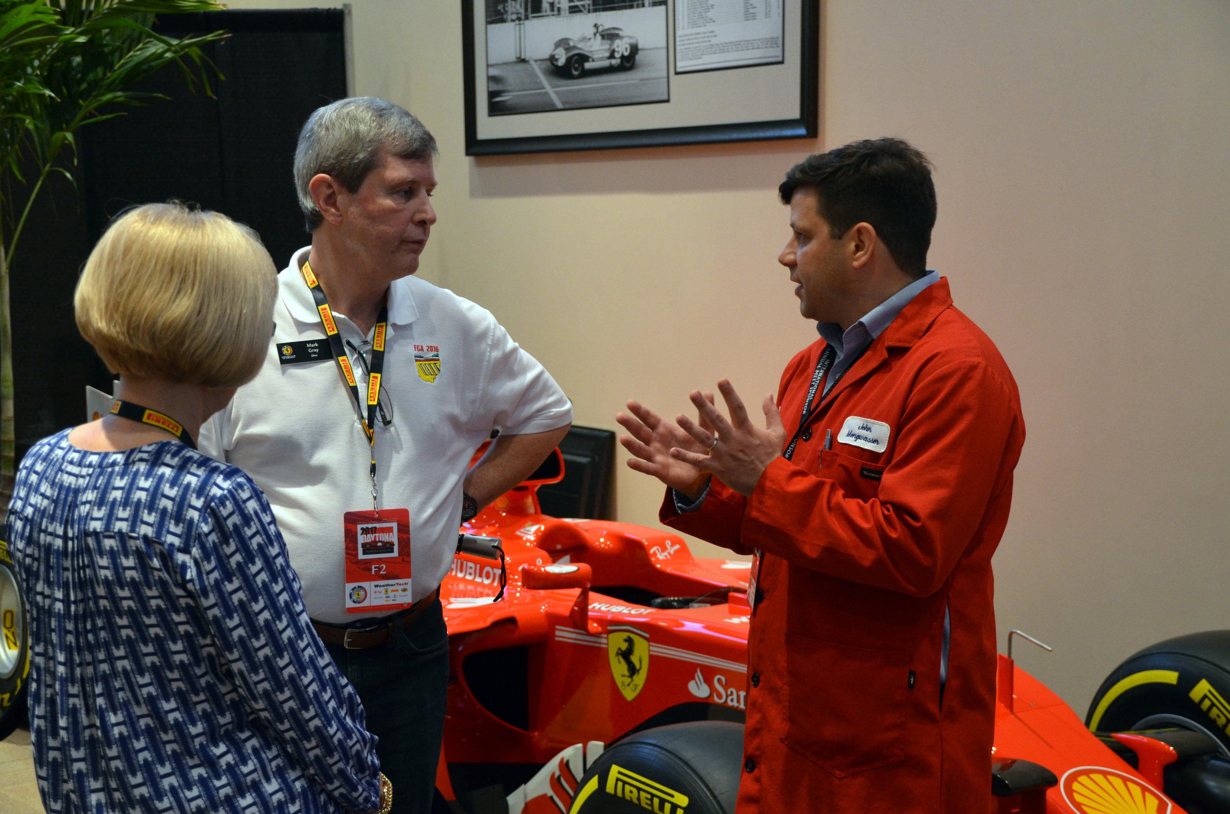 John Mengesser discussing Fuels with FCA members.jpg