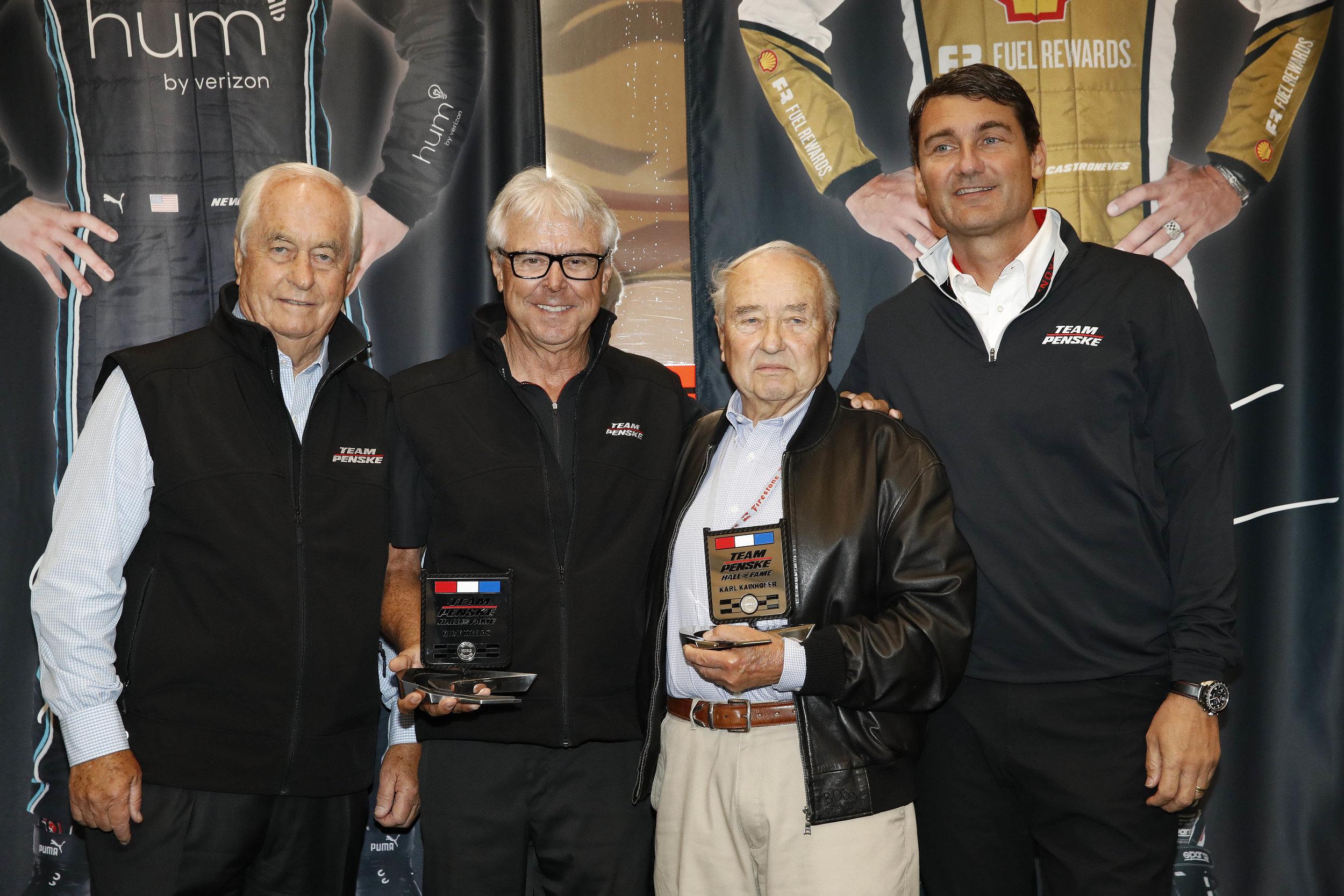 Team Penske Hall of Fame