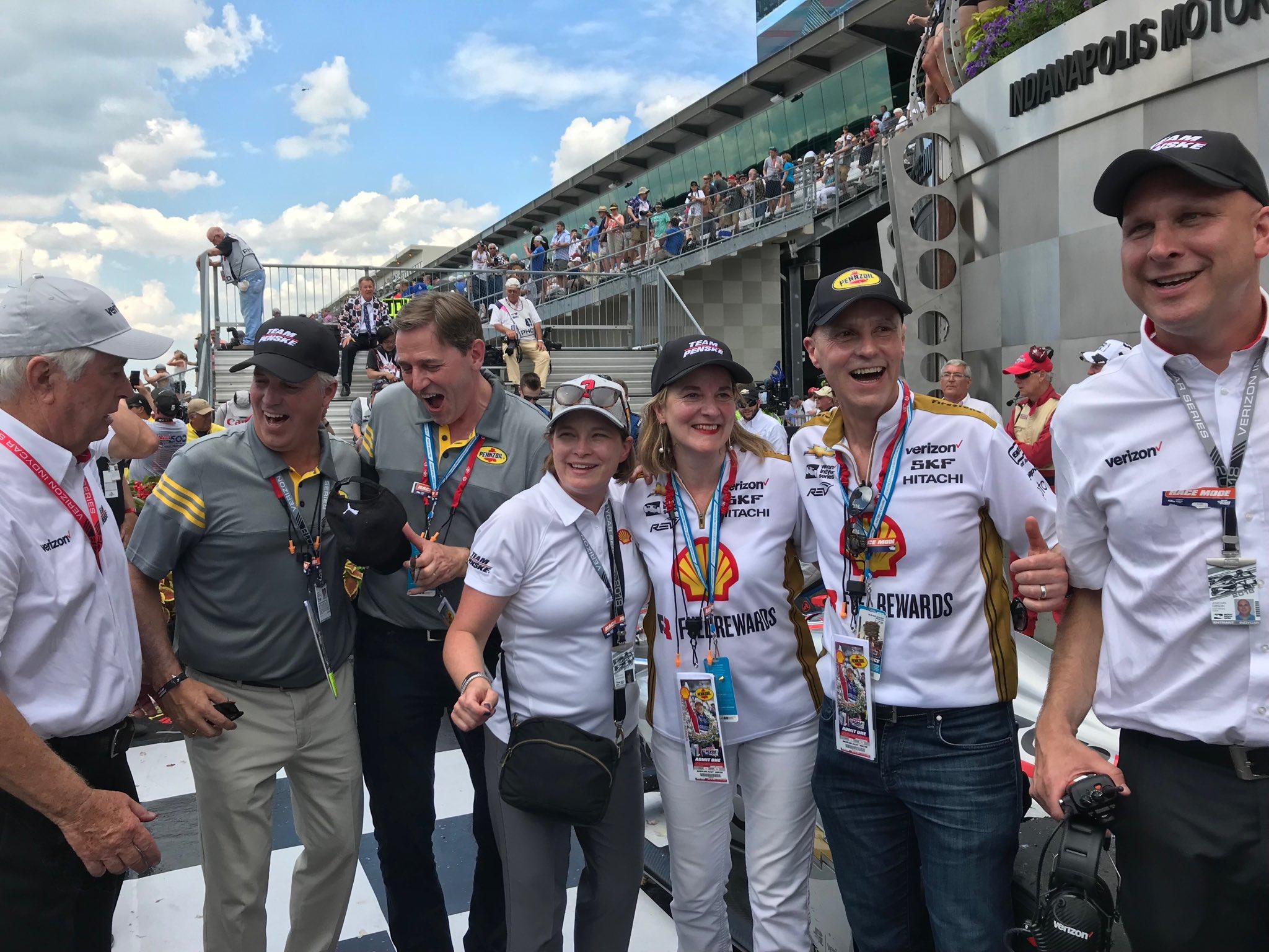 2018 Indy 500 - IndyCar
