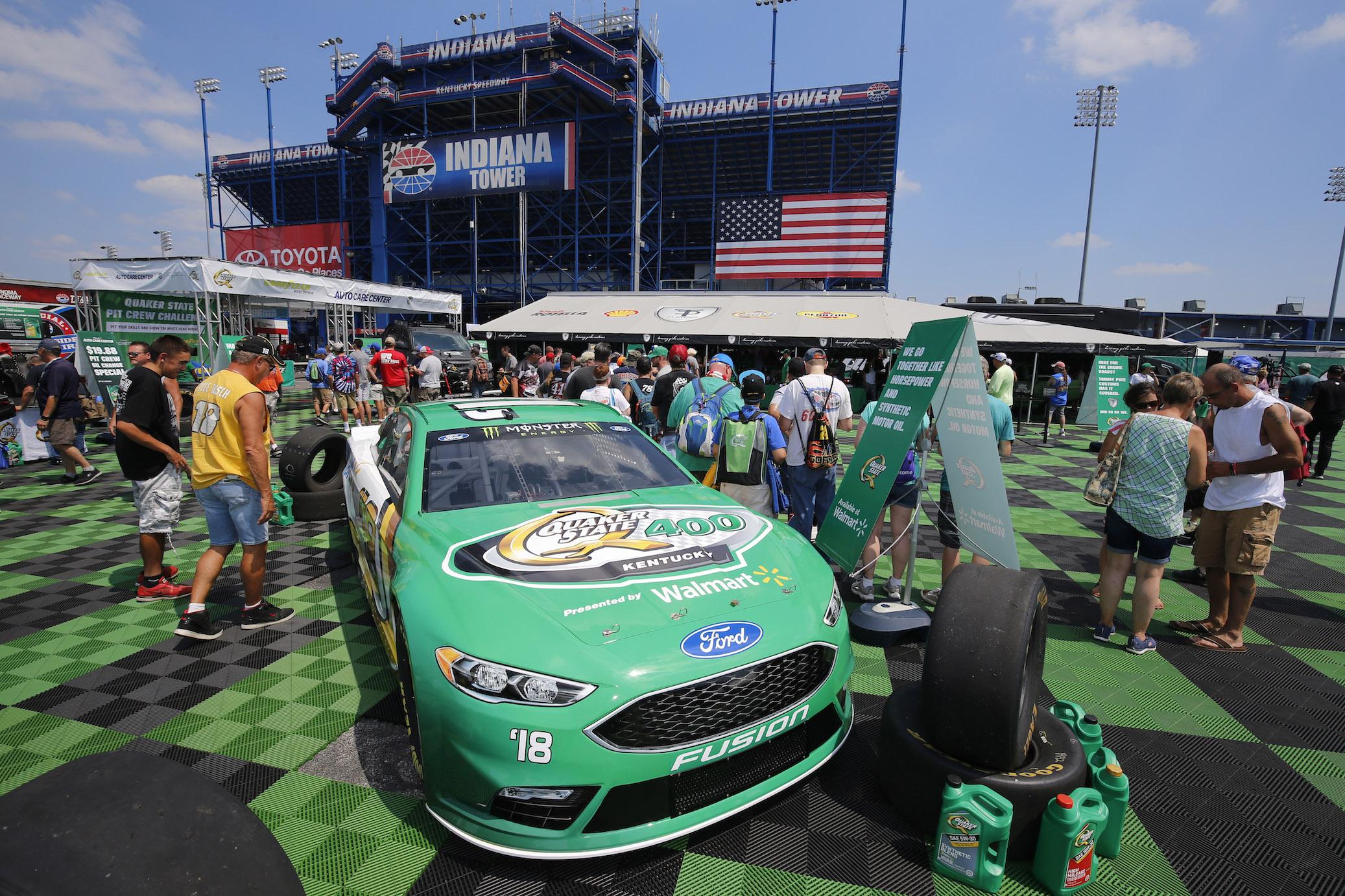 2018 Quaker State 400 - NASCAR