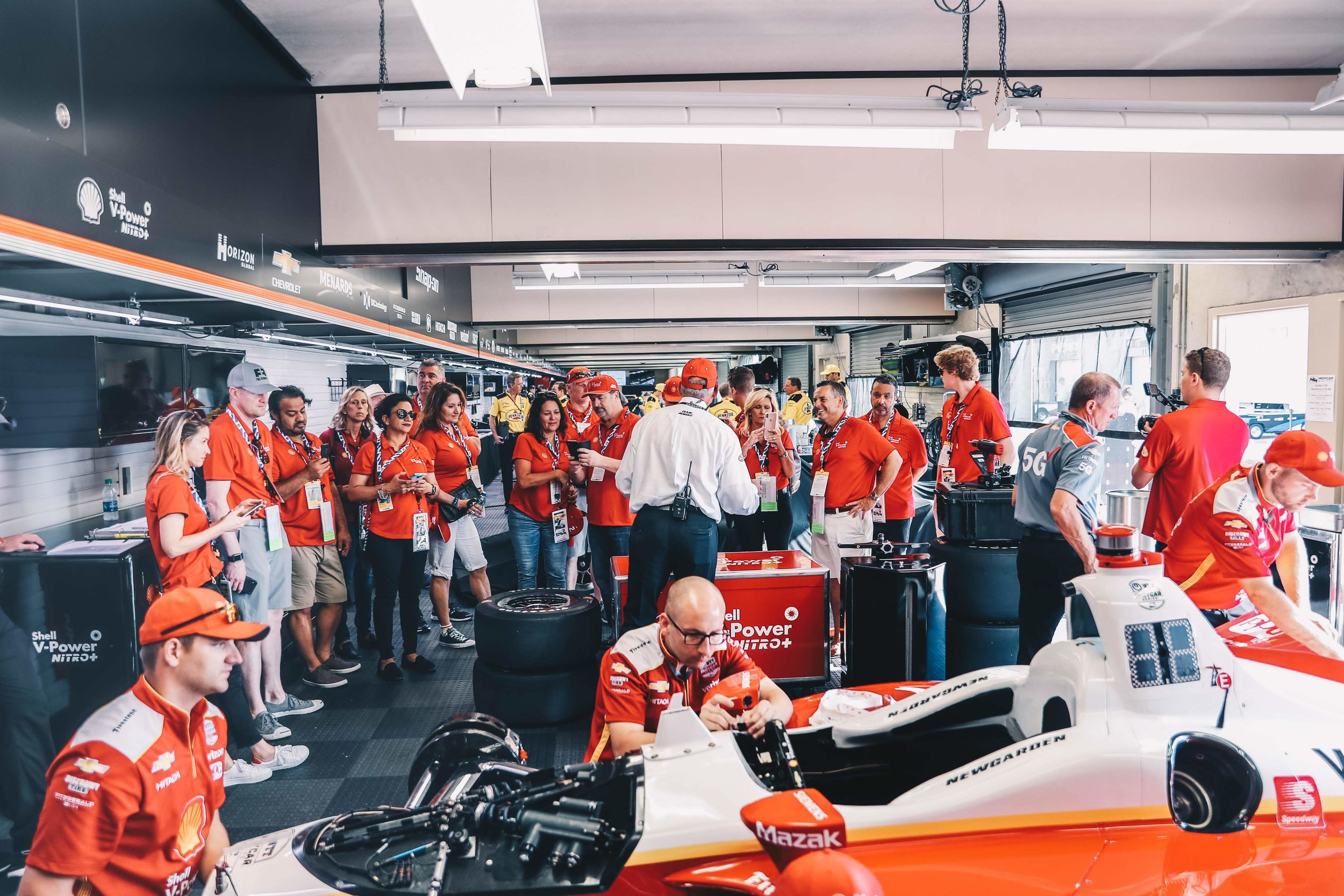 Indy 500 - May 23-26, 2019