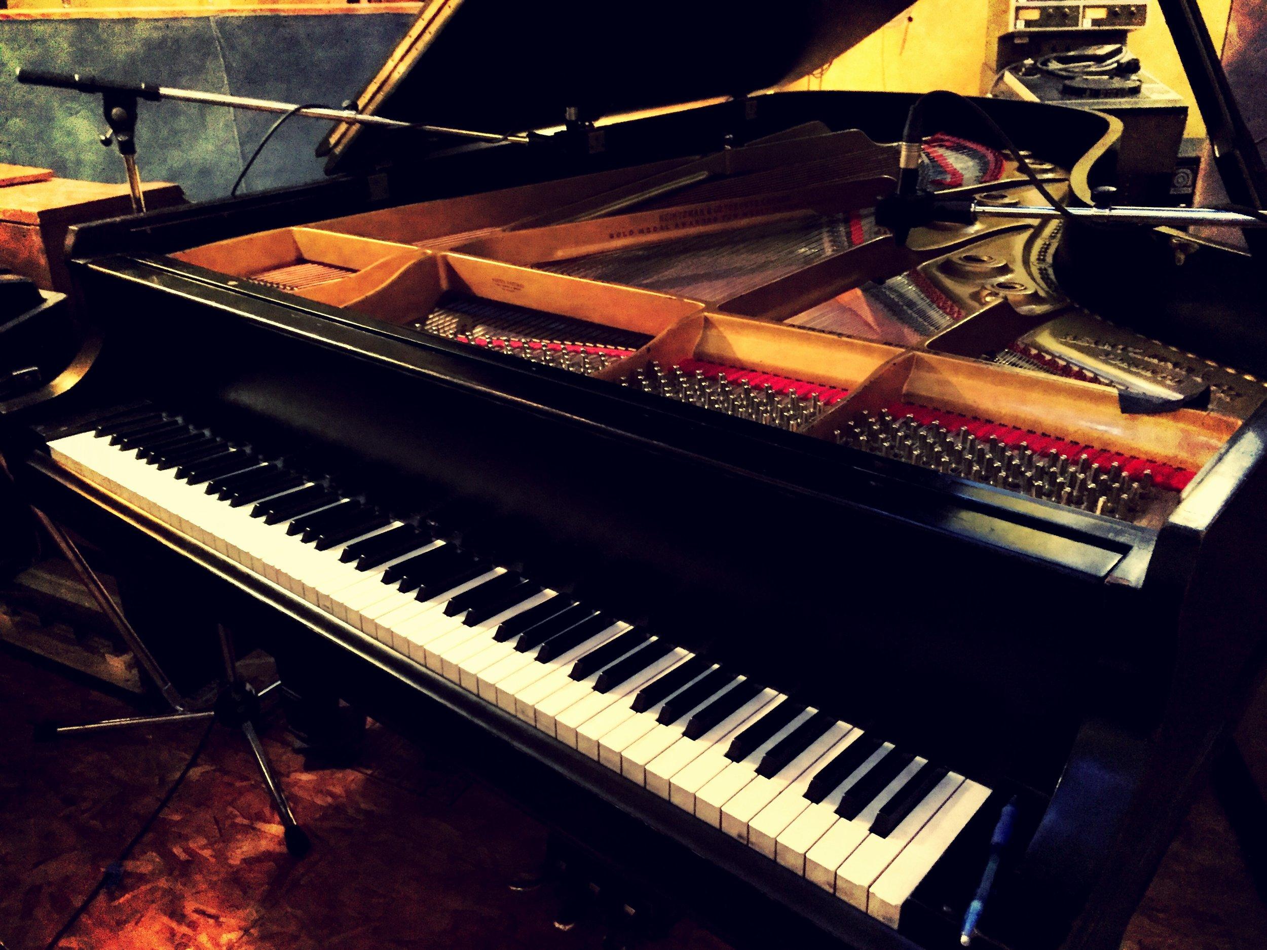 Heinzman Grand Piano
