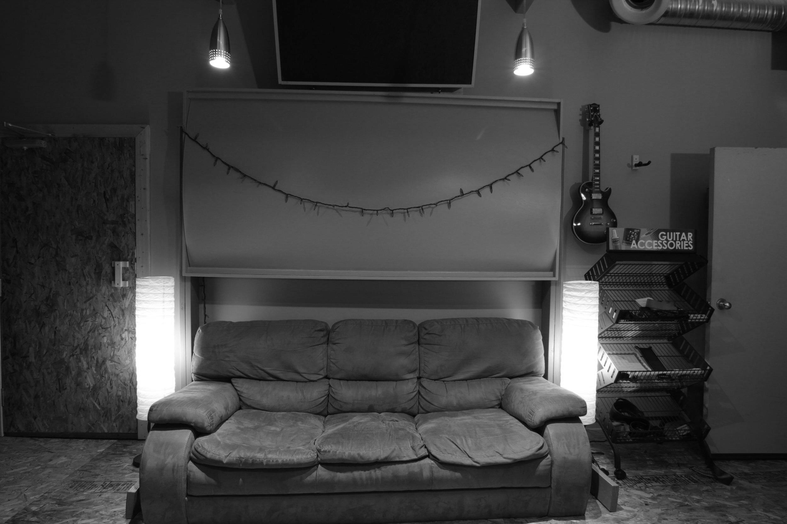 Control Room Artist/ Directors seat