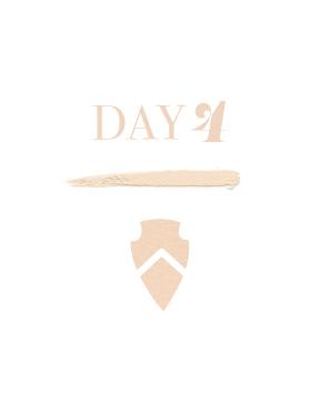 day 4 sakara menu