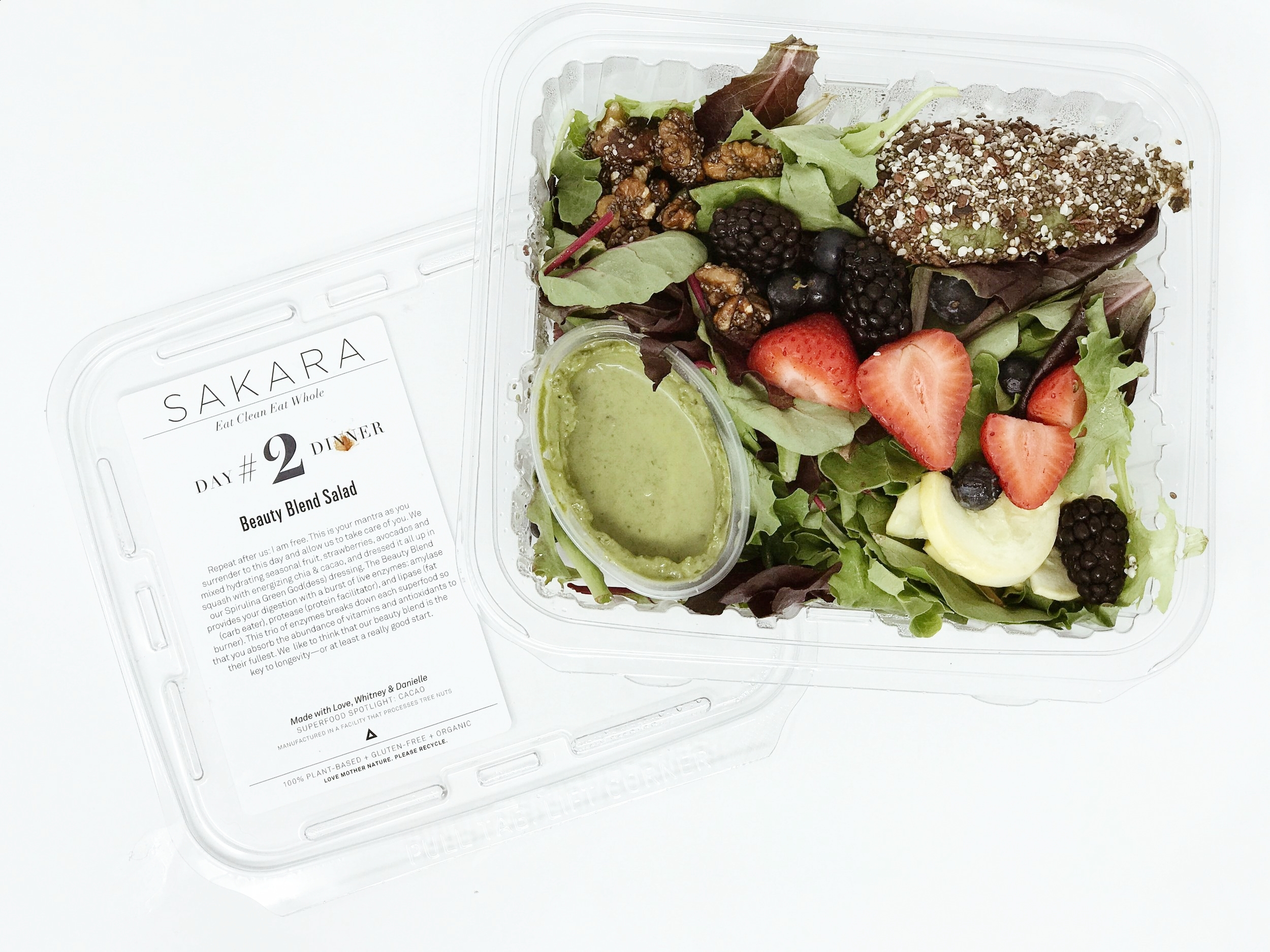 Sakara Salad