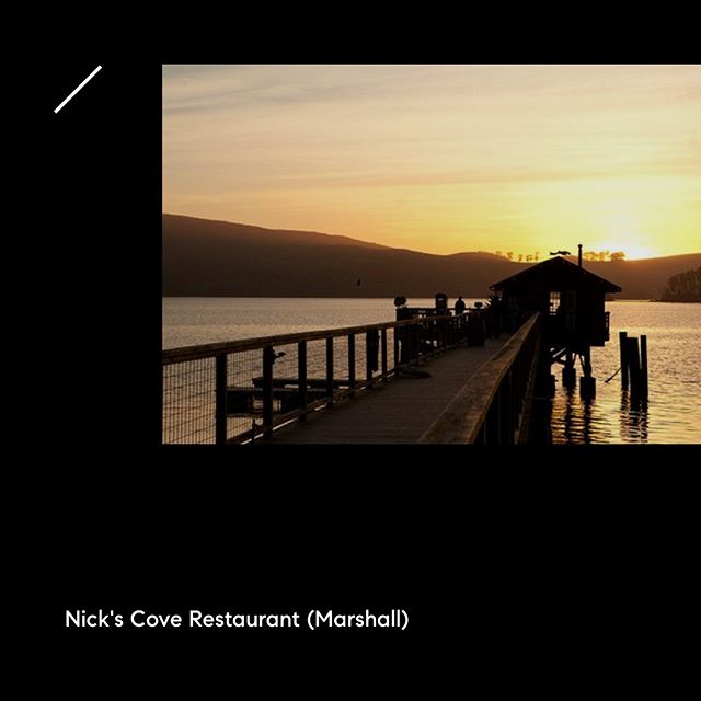 #featurefriday This week it is Nick's Cove Restaurant and Oyster Bar. Nick's Cove is my personal favorite because it's a destination for award-winning cuisine such as local dairy and produce farms, and of course fresh seafood from the nearby bay. Who wouldn't fall in love with their glass-decked restaurant where every table has a view, surrounded by water, and watch the beautiful sunset? 🙌🏻⠀⠀⠀⠀⠀⠀⠀⠀⠀ ⠀⠀⠀⠀⠀⠀⠀⠀⠀ #featurefriday #marshall #nickscove #marincounty #lovewhereyoulive #marincountyrealestate⠀⠀⠀⠀⠀⠀⠀⠀⠀ ⠀⠀⠀⠀⠀⠀⠀⠀⠀ 📸 ctto