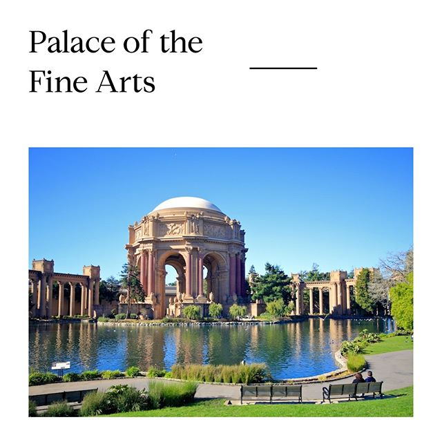 This week it one of the quiet places in San Francisco, the Palace of the Fine Arts. This Instagram worthy place in Marina offers the most stunning ponds, lawns, and architectural design. #featurefriday #lovewhereyoulive #amazinglocation #sanfranciscorealestate⠀⠀⠀⠀⠀⠀⠀⠀⠀ ⠀⠀⠀⠀⠀⠀⠀⠀⠀ 📸 CTTO