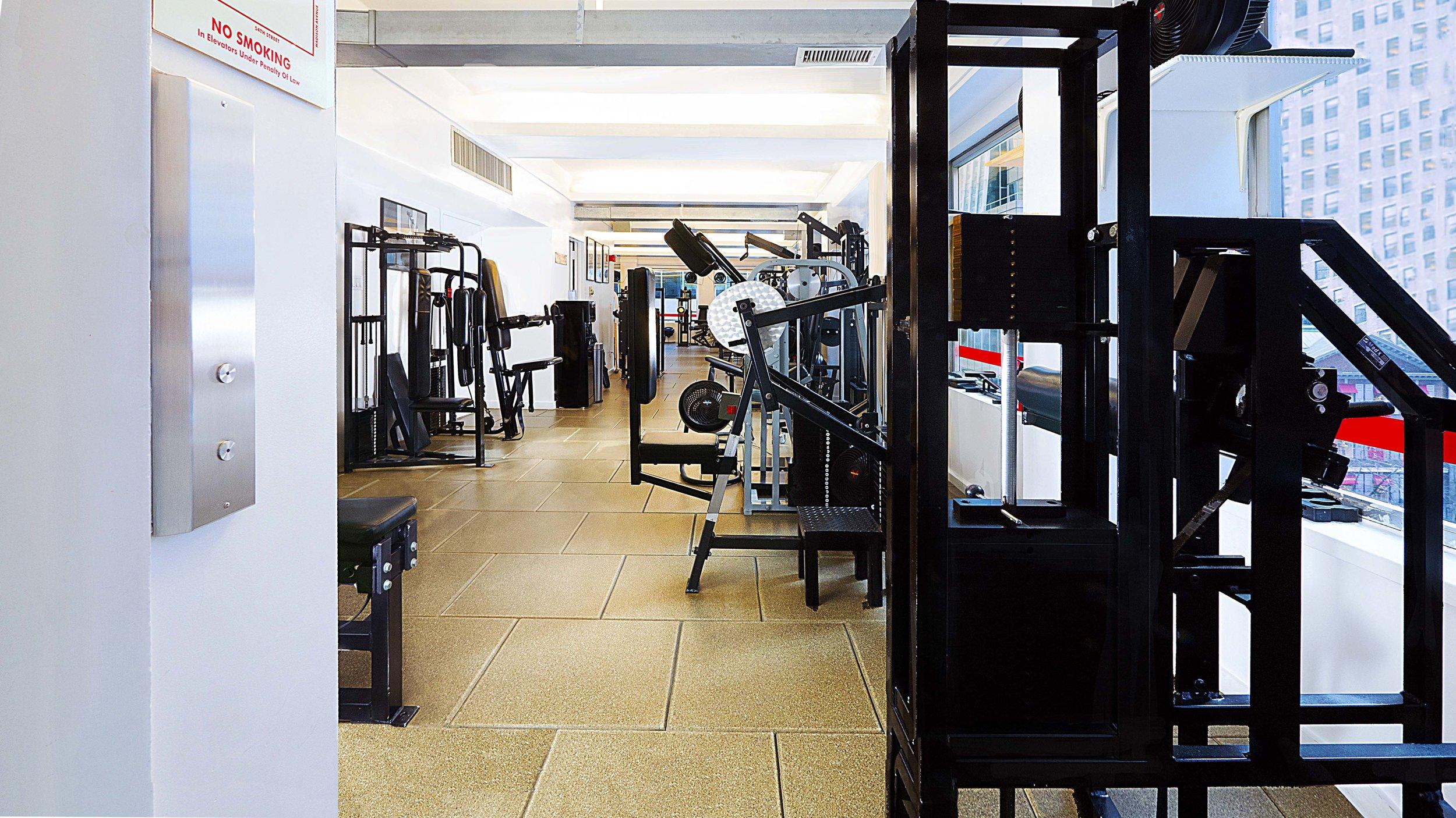 Personal Training Studio NYC