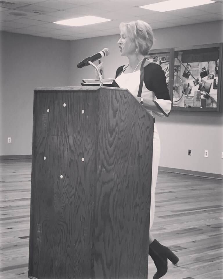 Charlotte Pence, Keynote Speaker