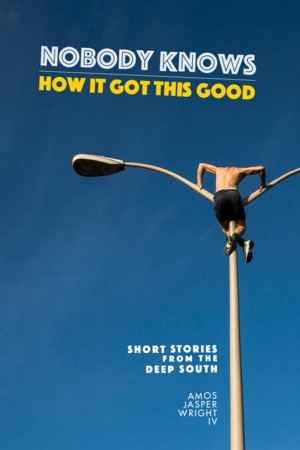 NOBODY KNOWS HOW IT GOT THIS GOOD by Amos Jasper Wright IV