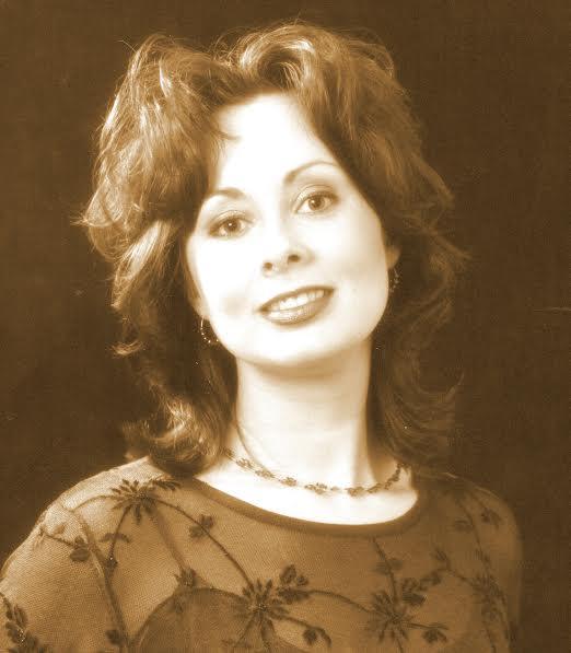 Poet Lana Austin