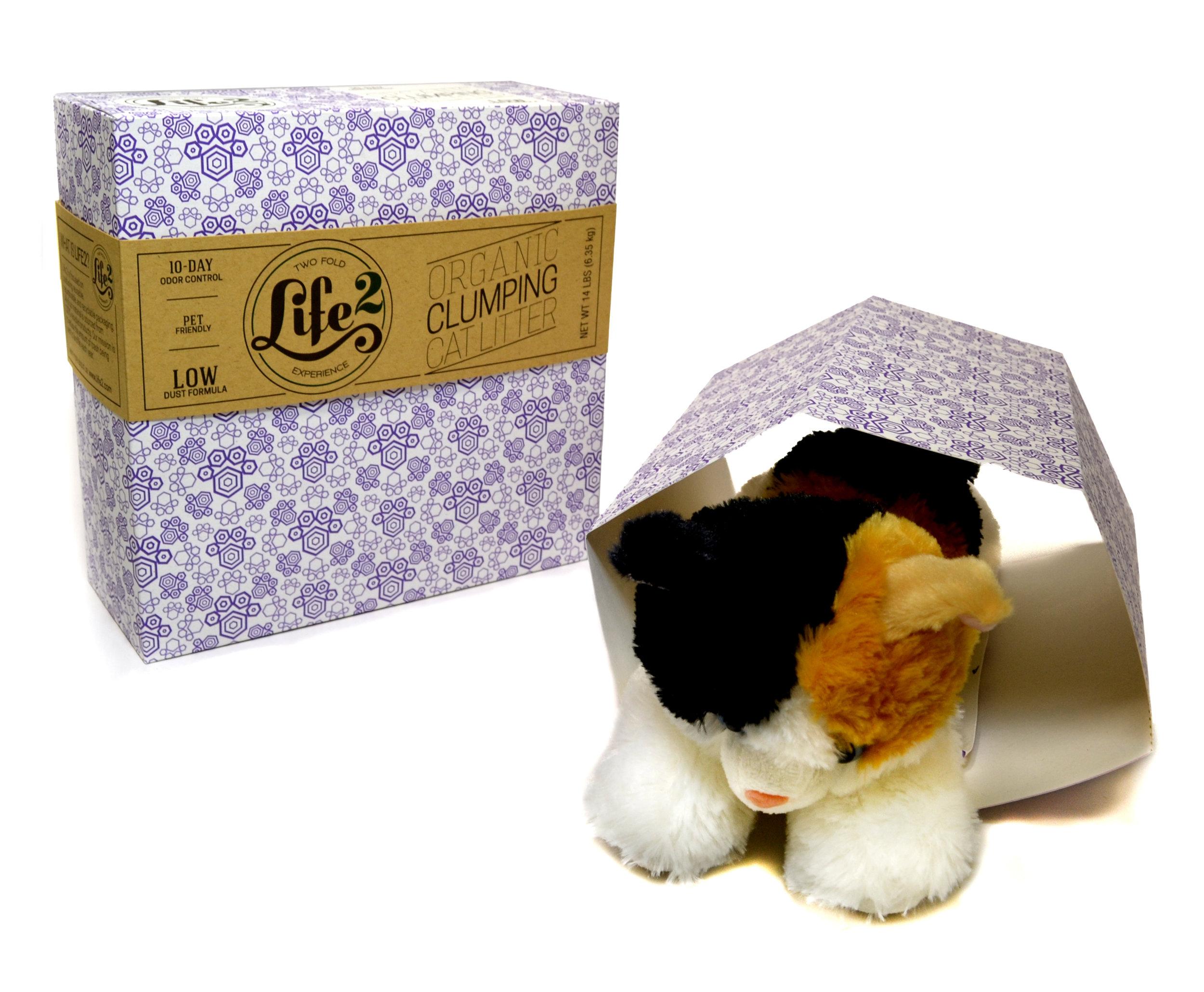 Cat Litter - Life 1 & 2