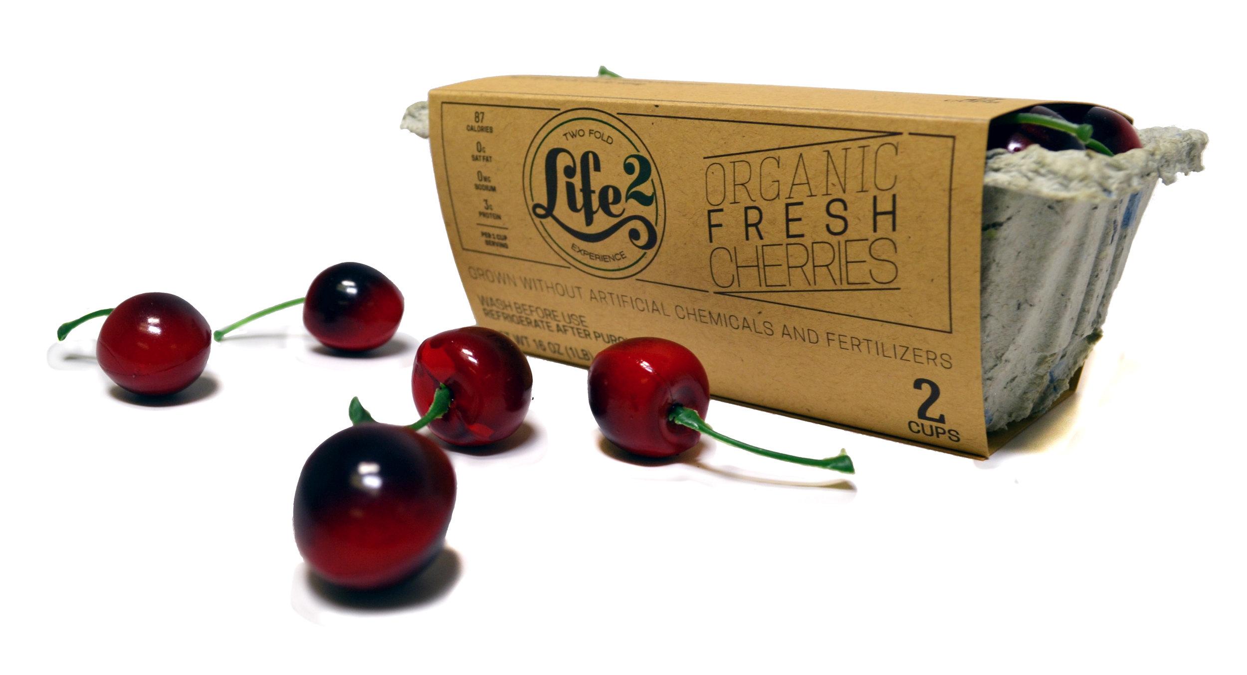 Cherries - Pulp