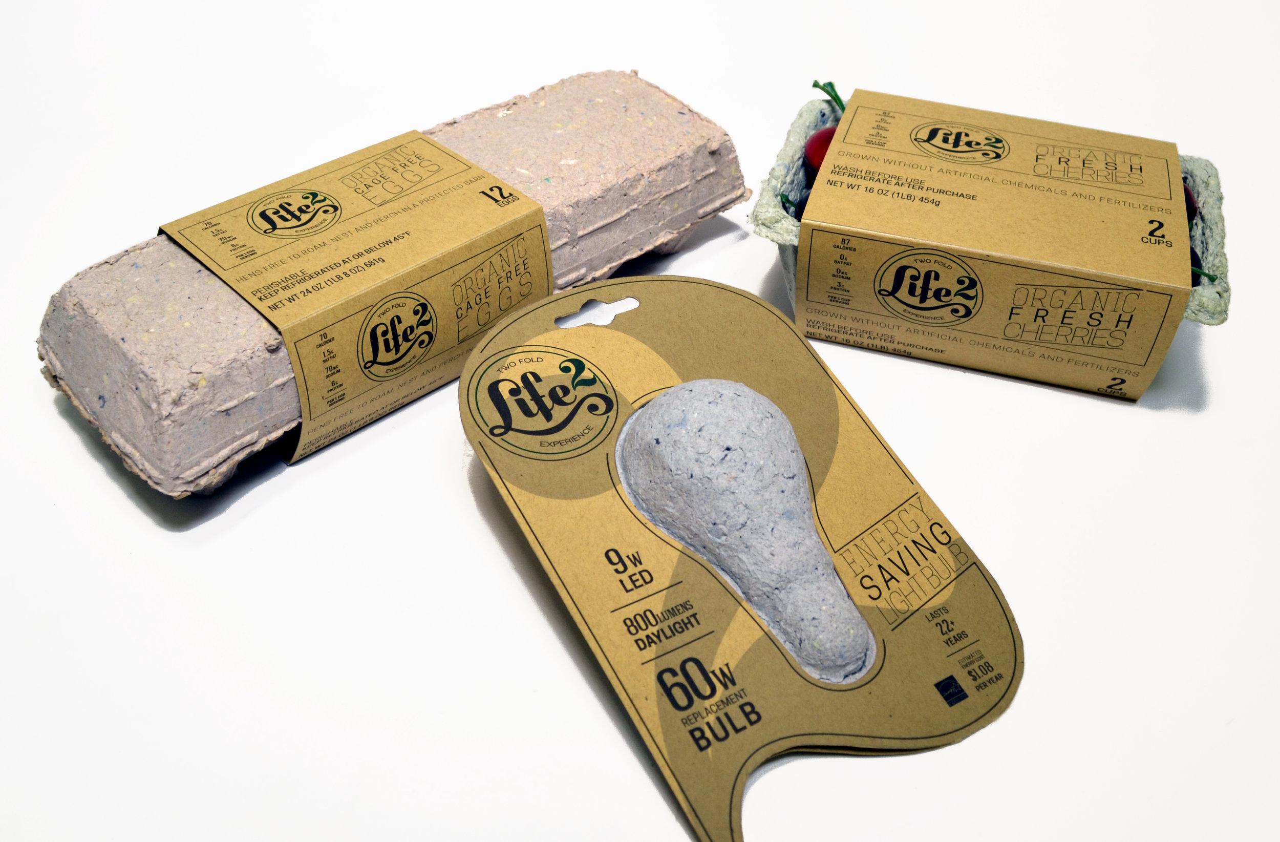 Paper Pulp Packaging